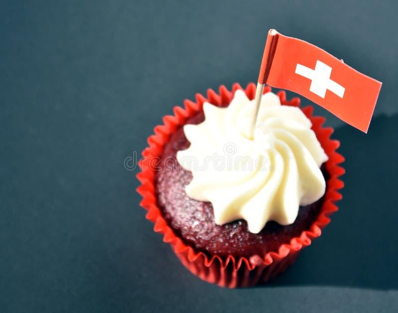 Magdalena suiza del día nacional imagen de archivo