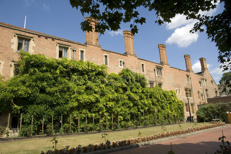 Magdalene College Cambridge University photos stock