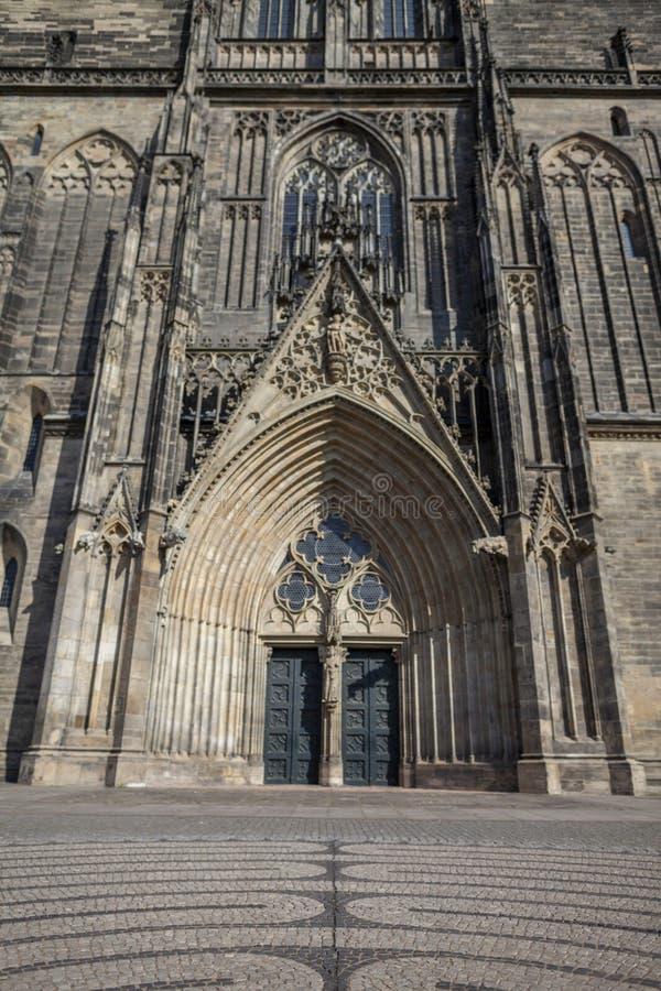 Magdeburger Dom Magdeburg Cathedral imagen de archivo