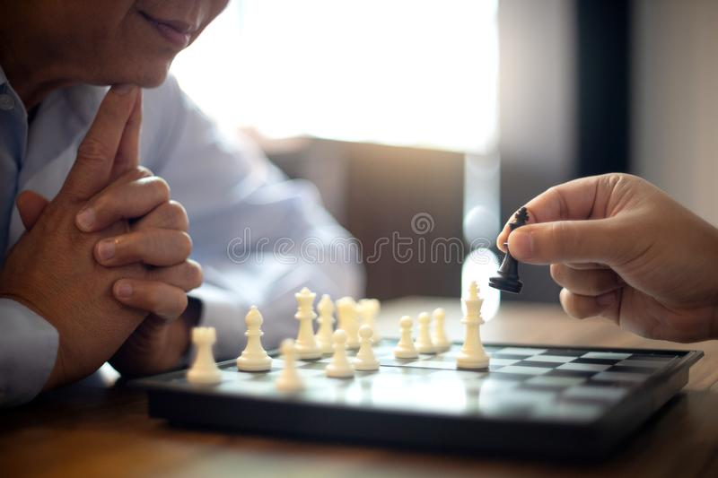 mage of hands confident businessman royalty free stock images