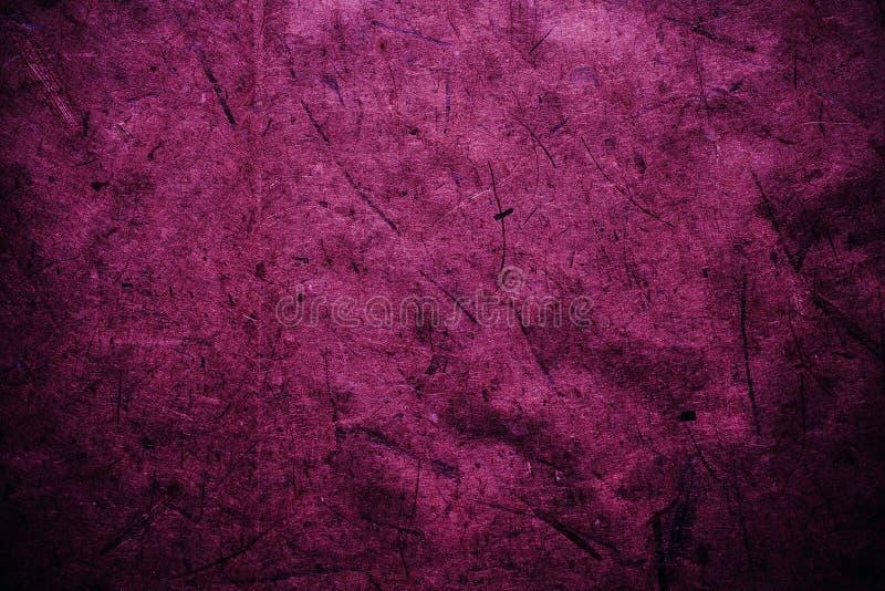 Magenta rocznika tło Szorstkie menchie, magenta tło dla projektantów i tekstura i Zamyka w górę widoku abstrakt menchie i magent fotografia stock