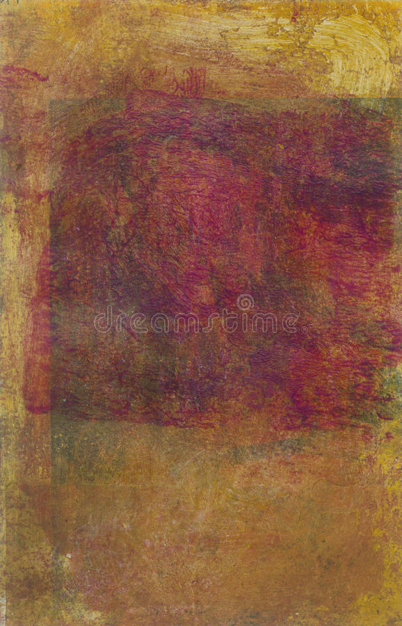 Magenta y anaranjado abstractos imagen de archivo