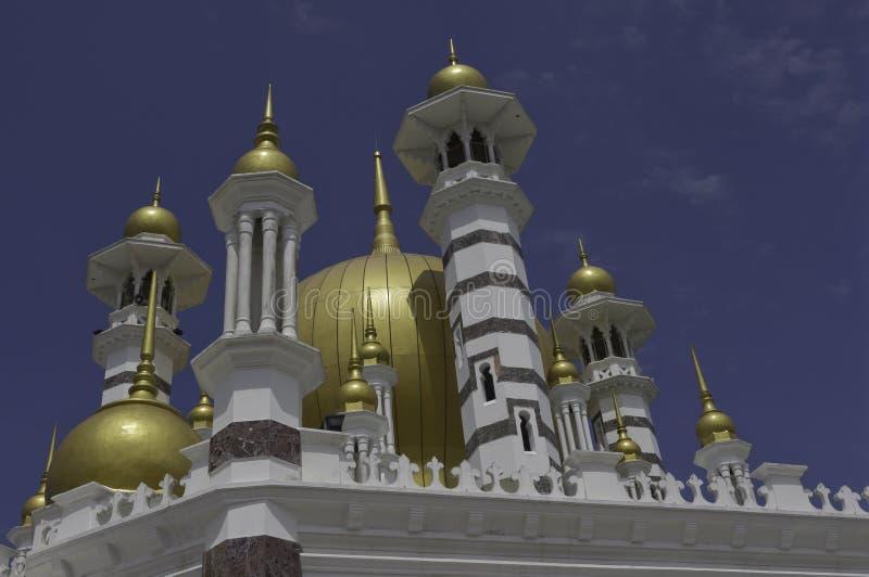 magestic μουσουλμανικό τέμενο&sig στοκ φωτογραφίες με δικαίωμα ελεύθερης χρήσης