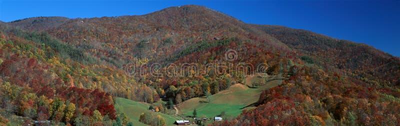 Maggie Valley, grande Smokey National Park, Nord Carolina fotografia stock