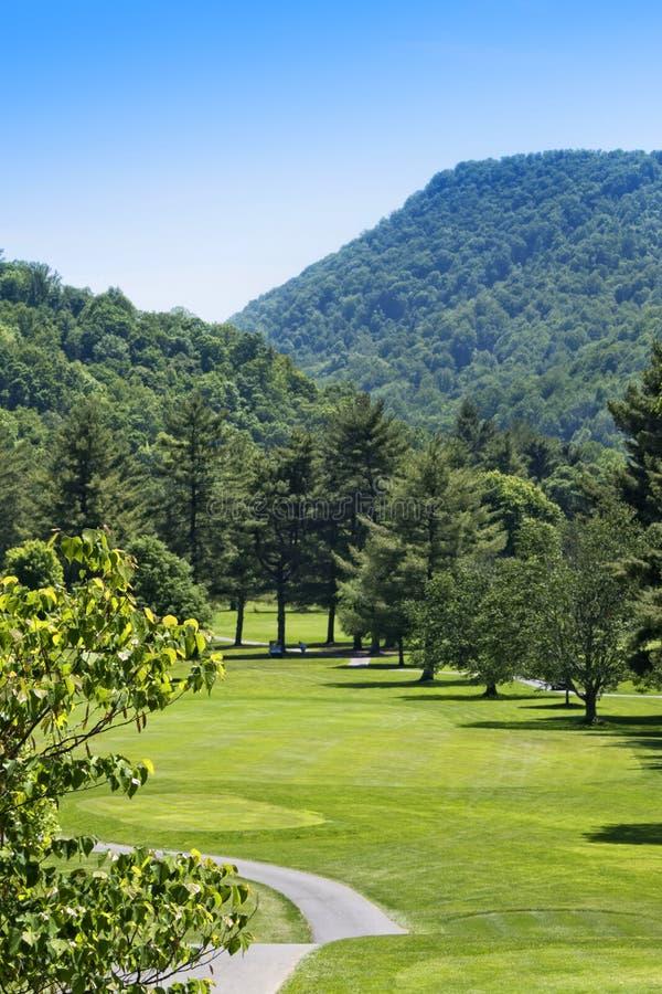 Maggie Valley, North Carolina stockbilder