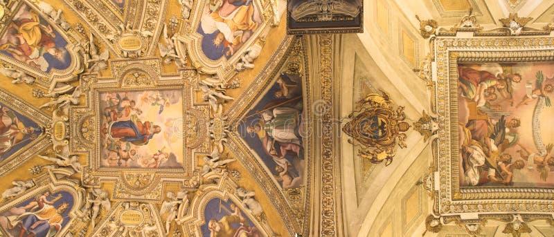 Maggiore Santa Maria - Rome image stock