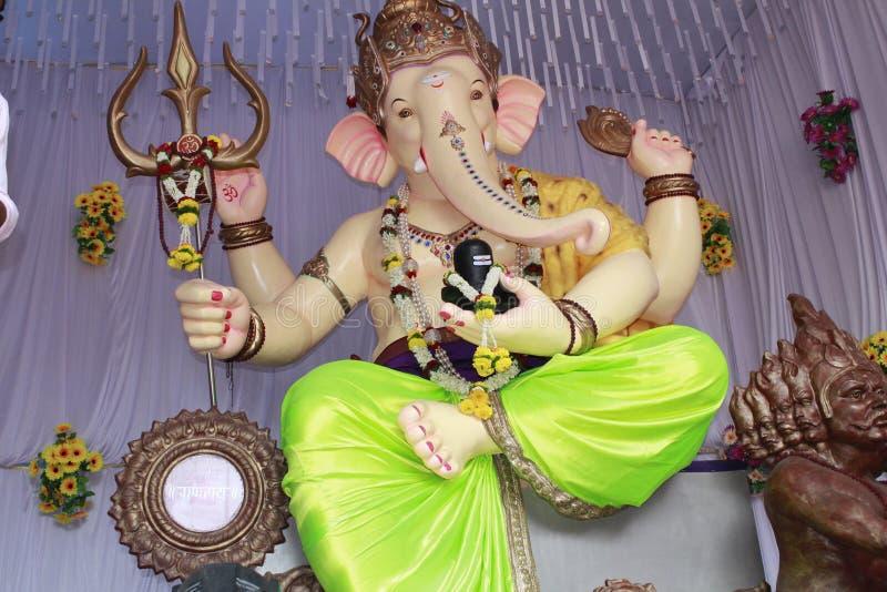 Maghi Ganpati royaltyfri foto