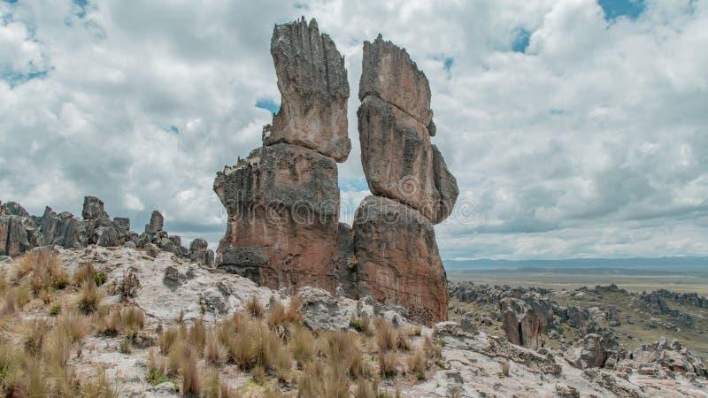 Magi av Peru arkivbild