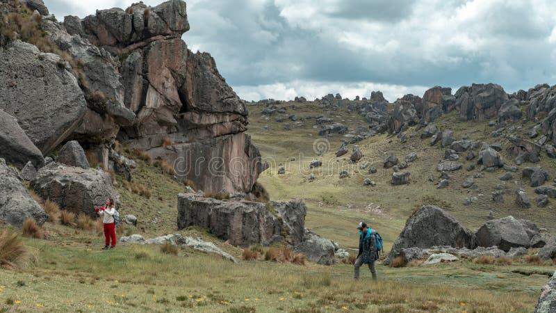 Magi av Peru fotografering för bildbyråer
