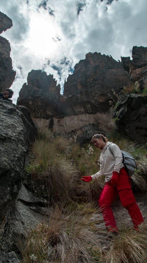 Magi av Peru royaltyfri foto