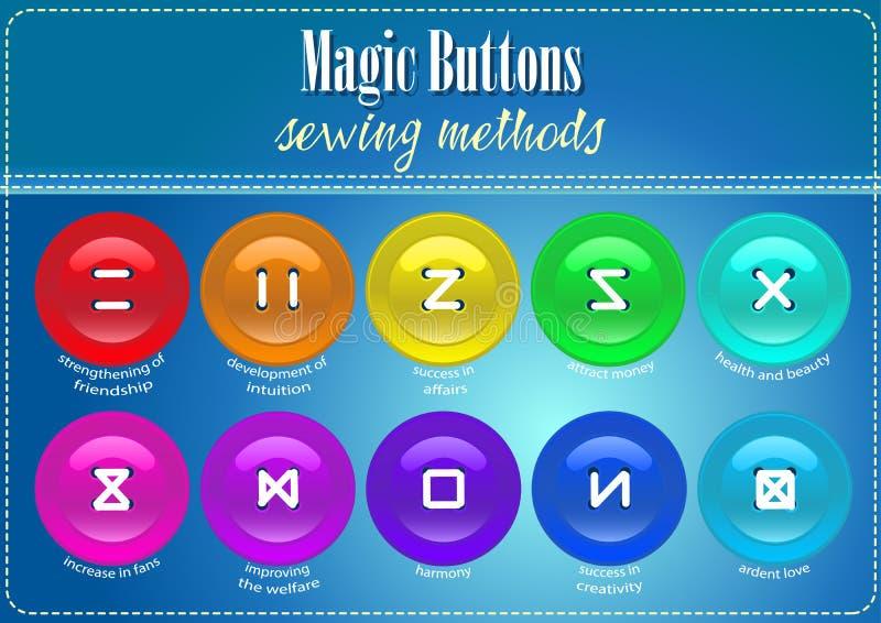 Download Magia ilustracja wektor. Ilustracja złożonej z przeznaczenie - 53776604