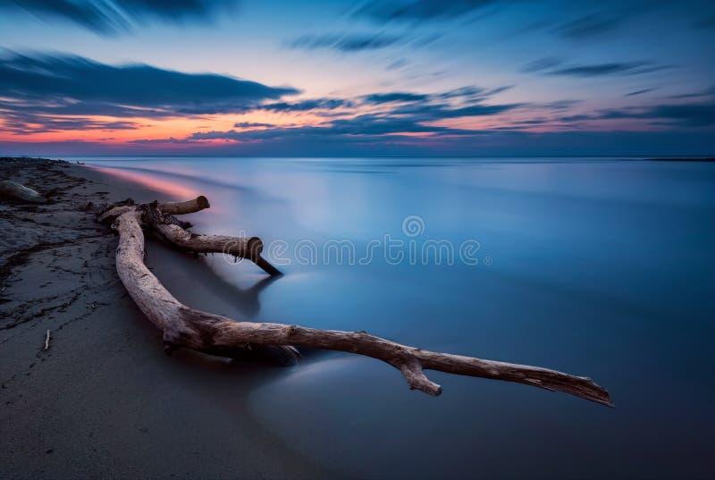 Magia blu fotografia stock libera da diritti