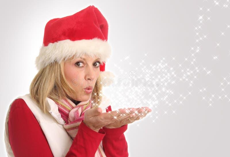 Magia de la Navidad fotos de archivo libres de regalías