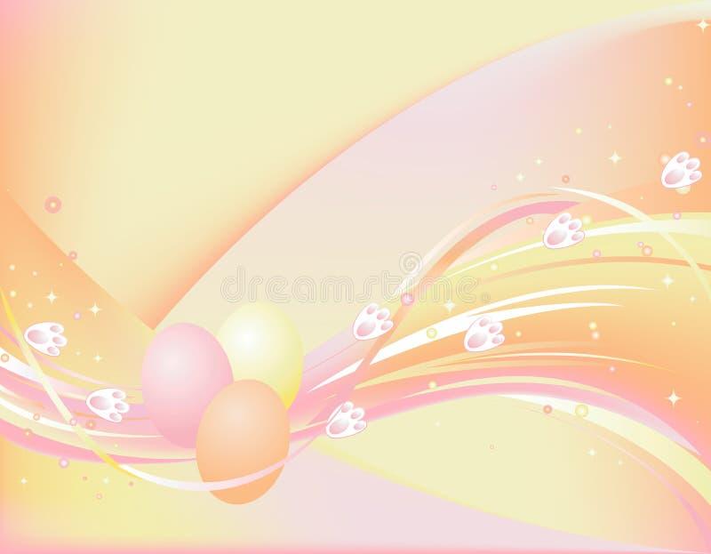 Magia del coniglietto royalty illustrazione gratis