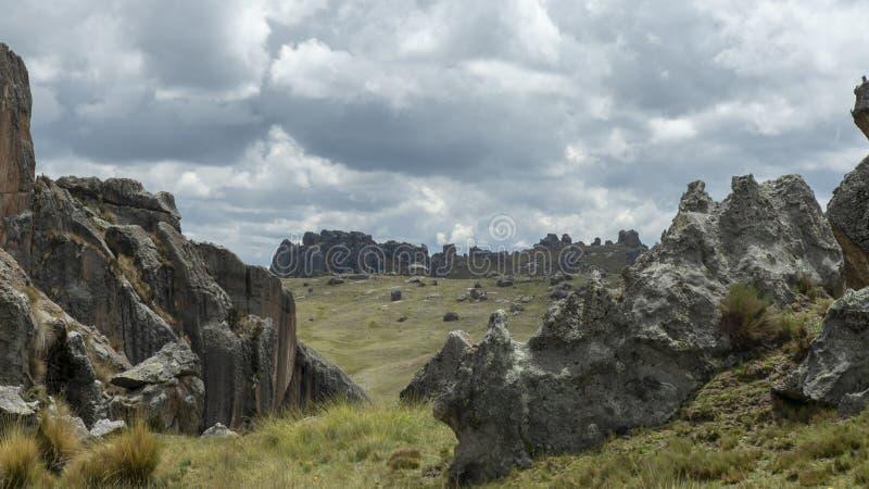 Magia Peru obraz stock