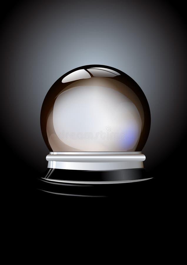 Download Magic ball stock illustration. Image of futuristic, answers - 5946430