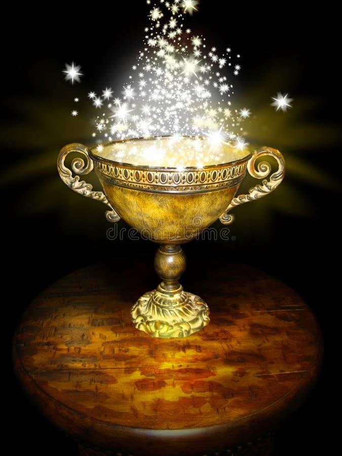 Download Magic Bowl Royalty Free Stock Photos - Image: 8578638