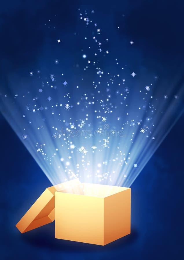 magic box stock illustration  illustration of open  background