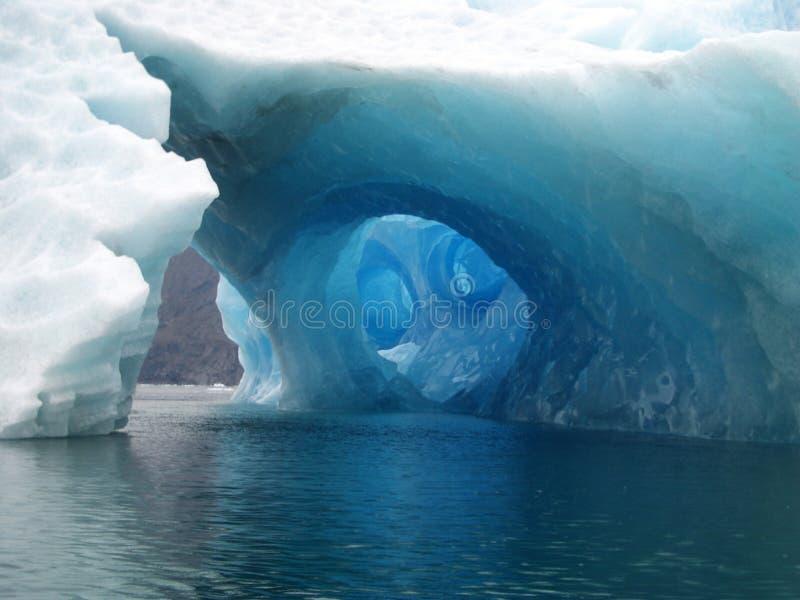 Magic cave. See similar amazing polar images in my portfolio