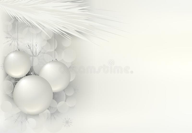 Magic christmas background royalty free stock photography