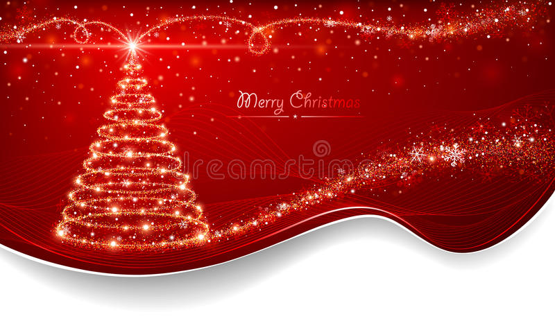 Magic Christmas Tree Royalty Free Stock Images Image 35204869 - Magic Christmas Tree