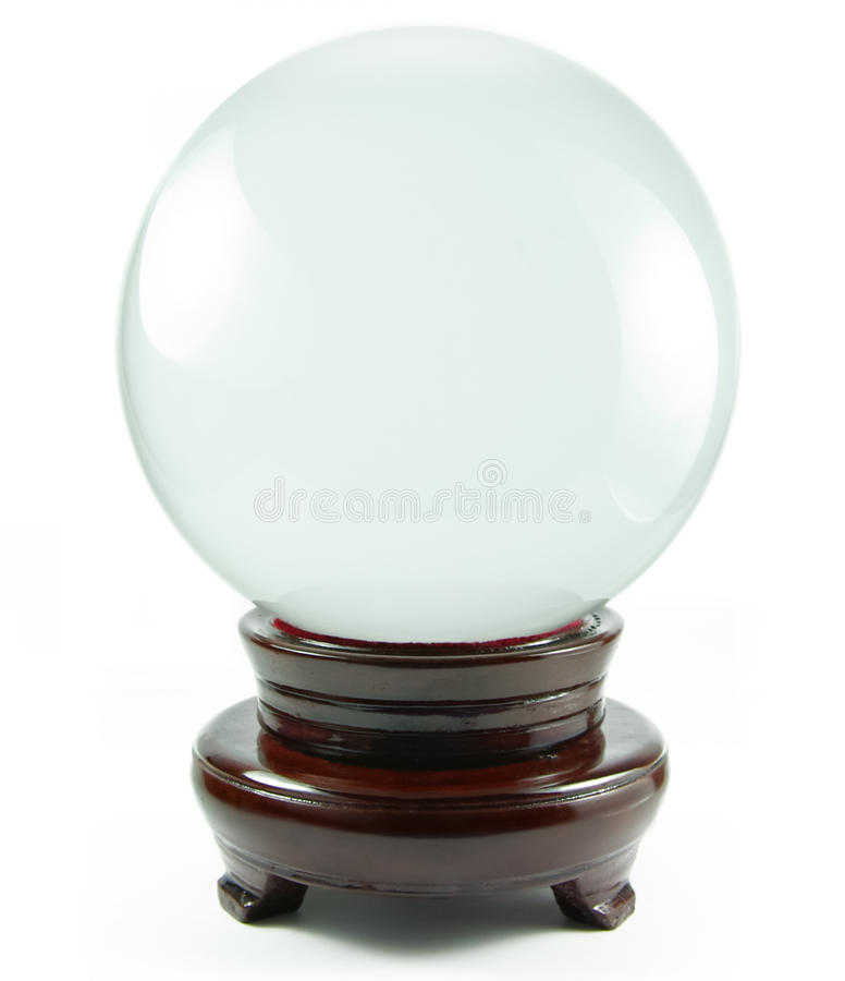 Free Magic Crystal Ball Royalty Free Stock Images - 16815699