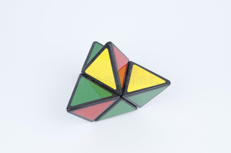 Magic cube royalty free stock image