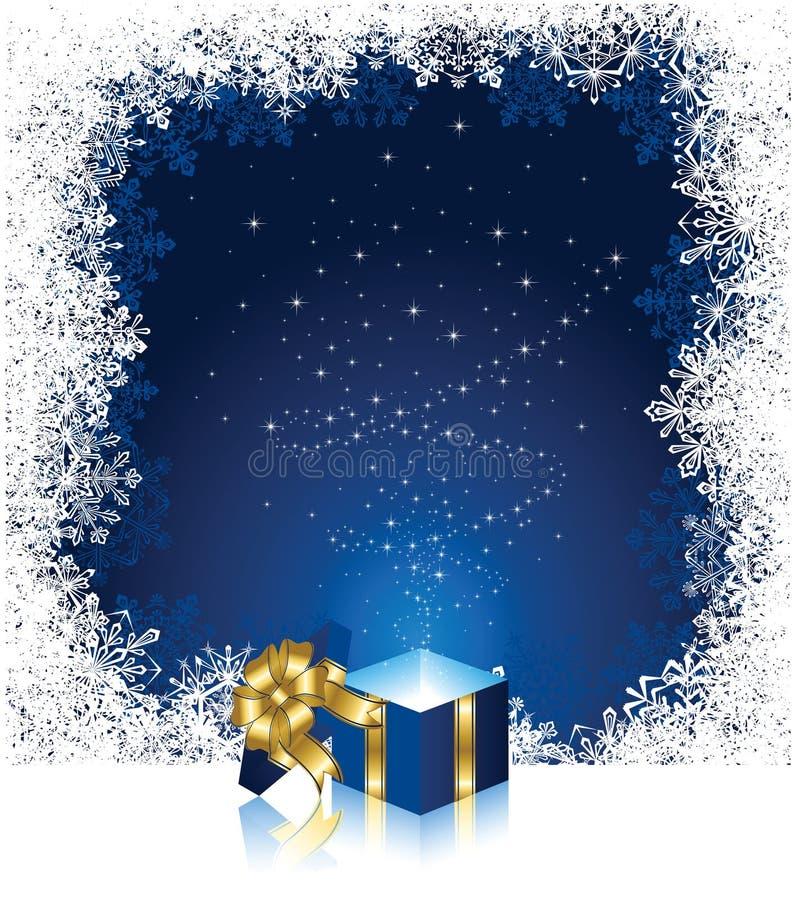 Download Magic Gift box stock vector. Image of festivities, illustration - 16468526