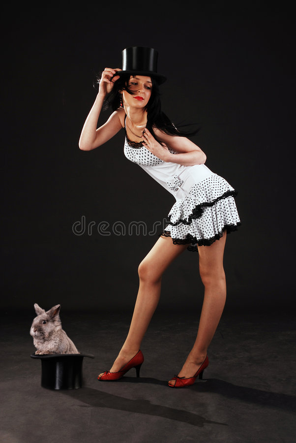 Download Magic girl stock photo. Image of magic, sensuality, women - 2617264