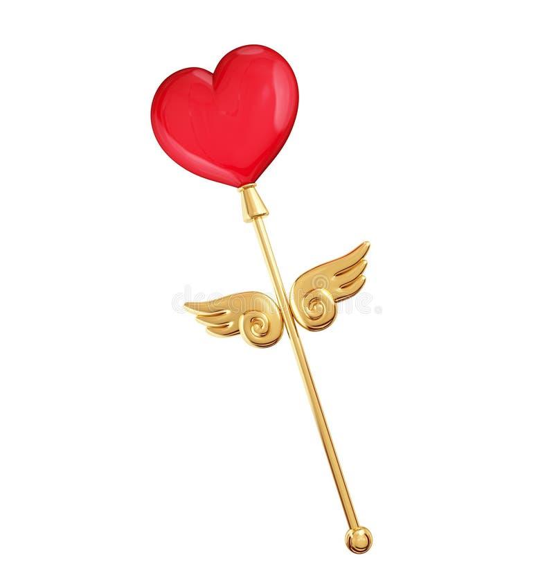 Free Magic Love Concept. Royalty Free Stock Photos - 18499038