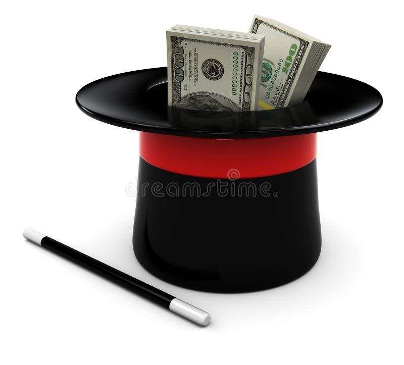 Free Magic Money Royalty Free Stock Photos - 14716638
