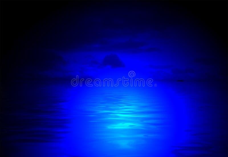 Download Magic Night Diversity, Blue Light, Stock Photo - Image: 20712430