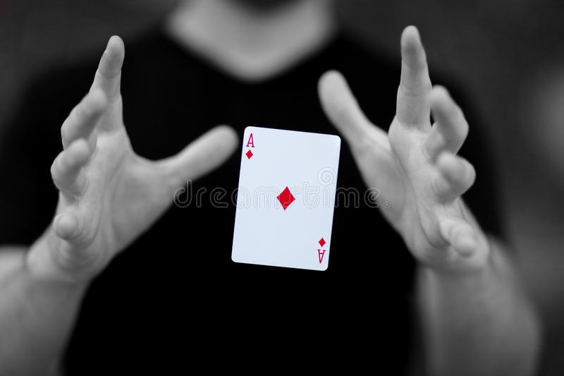 The Magic Number royalty free stock photo