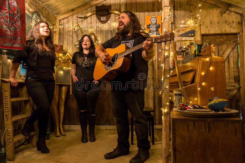 The Magic Numbers at The Larmer Tree Festival, Tollard Royal, Wiltshire, UK. The Larmer Tree festival is celebrating it's 25th anniversary with a wide range of royalty free stock photos