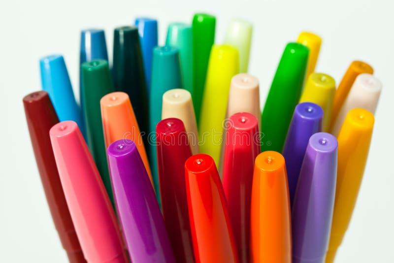Download Magic pen stock photo. Image of multicolored, materials - 26770190