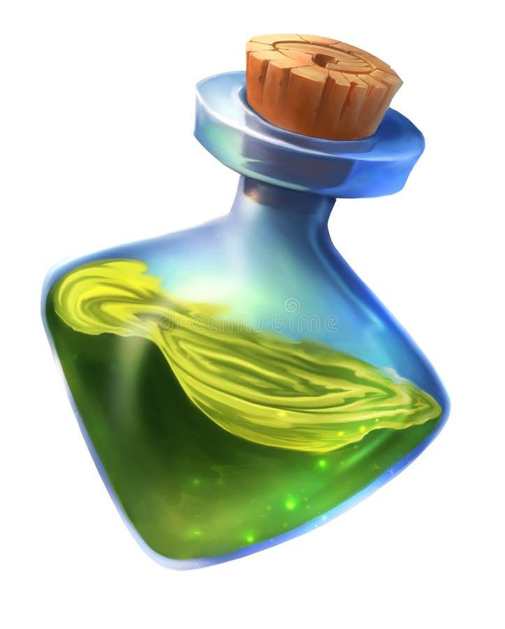 Free Magic Potion Clip-art Stock Photography - 59715732