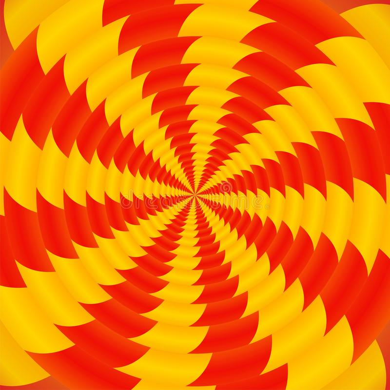 Free Magic Rotation. Royalty Free Stock Images - 10489699