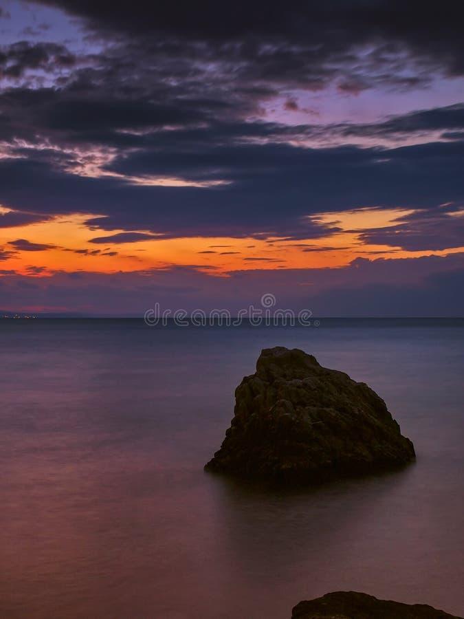 Magic sea 3 royalty free stock photography