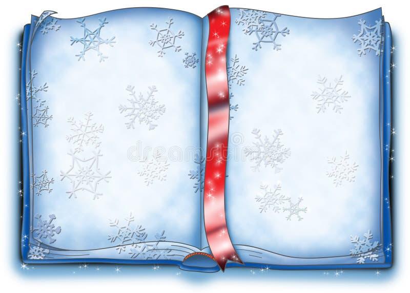 Download Magic Snow book stock vector. Illustration of paper, incantation - 13447193