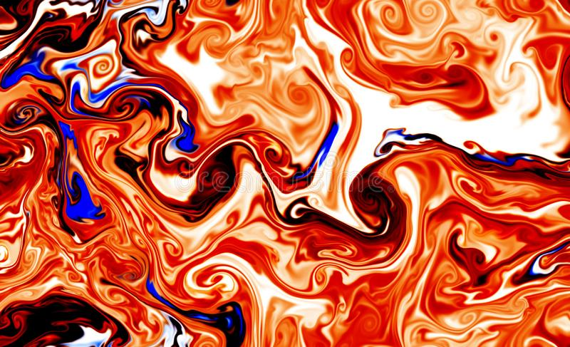 Magic space texture, pattern, looks like colorful smoke and fire. It look like colorful glowing clouds. Magic space texture, pattern, looks like colorful smoke royalty free illustration