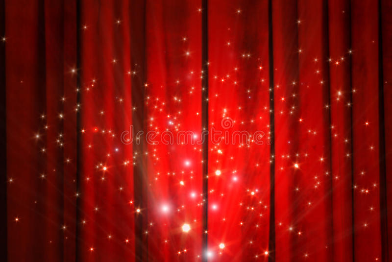 Download Magic Stage Stock Photography - Image: 13817142