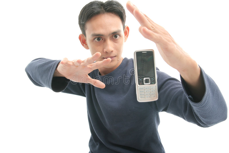 Magic of technology stock images