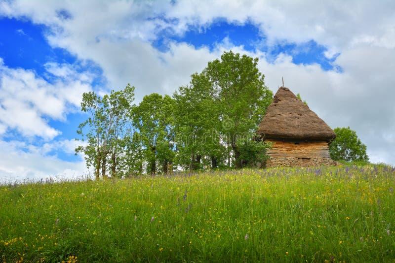 Download Magic Transylvanian Village - Dumesti - Romania Stock Photo - Image: 83700839