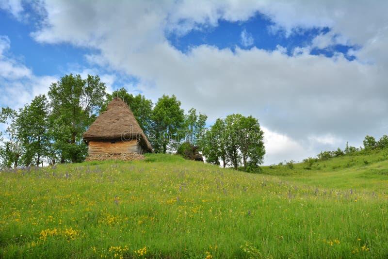 Download Magic Transylvanian Village - Dumesti - Romania Stock Photo - Image: 83700970