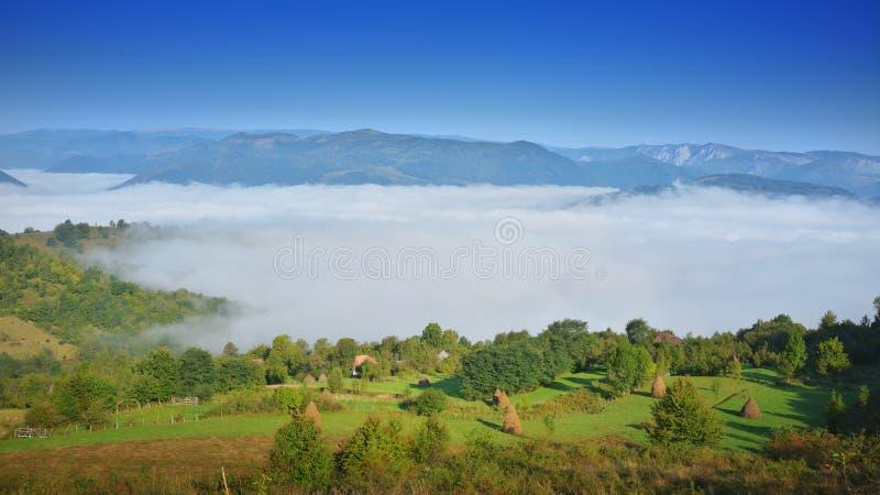 Download Magic Transylvanian Village - Dumesti - Romania Stock Photo - Image: 83701064
