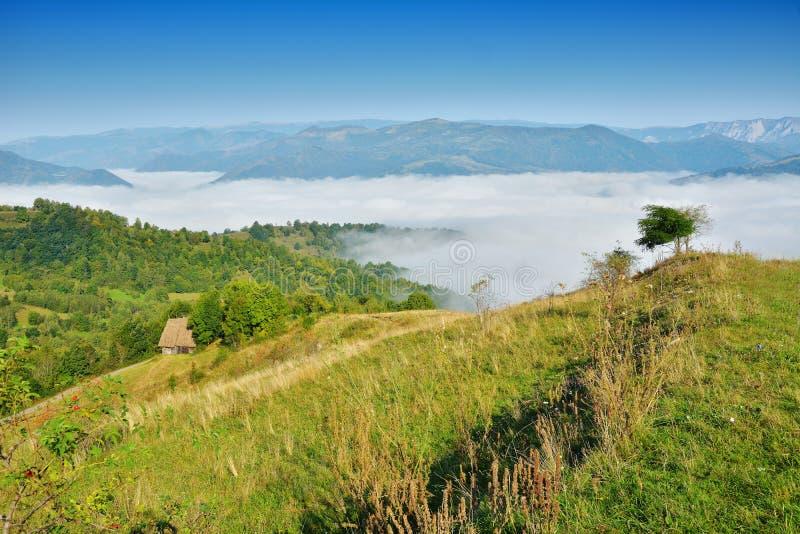Download Magic Transylvanian Village - Dumesti - Romania Stock Image - Image: 83701627
