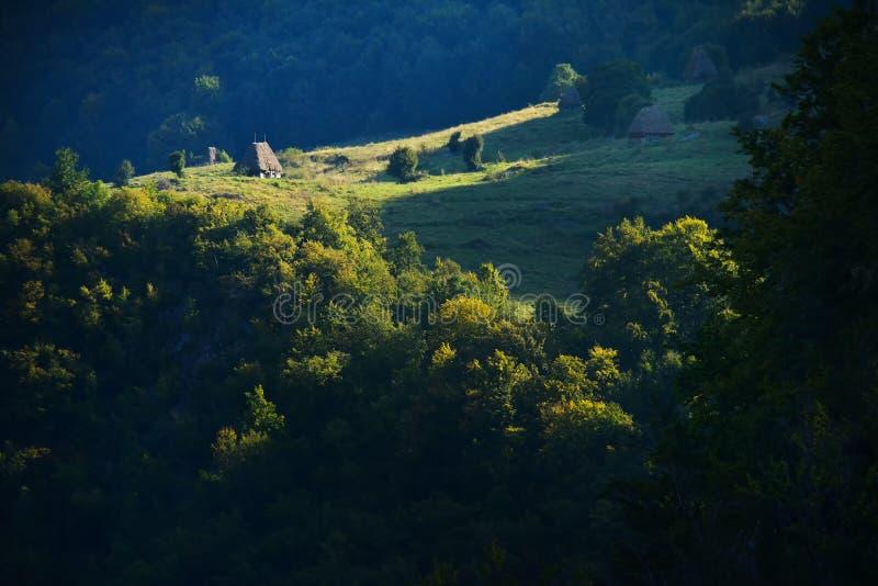 Download Magic Transylvanian Village - Dumesti - Romania Stock Photo - Image: 83701741
