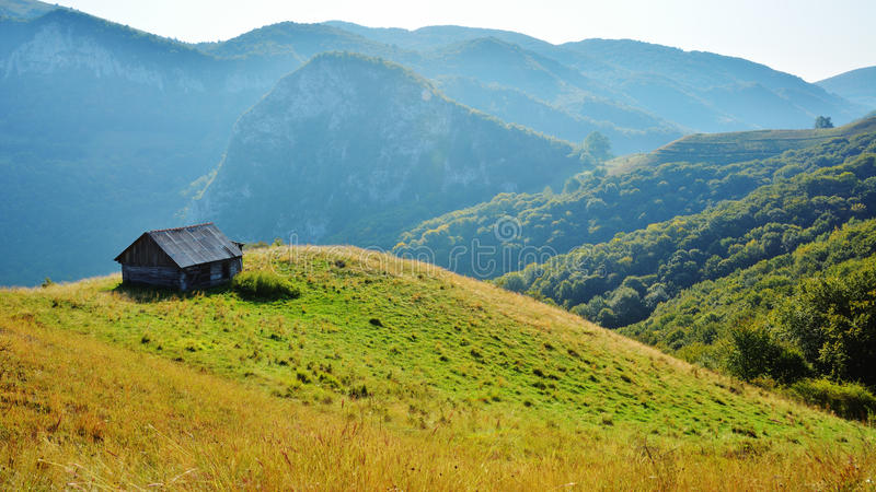 Download Magic Transylvanian Village - Dumesti - Romania Stock Photo - Image: 83701818