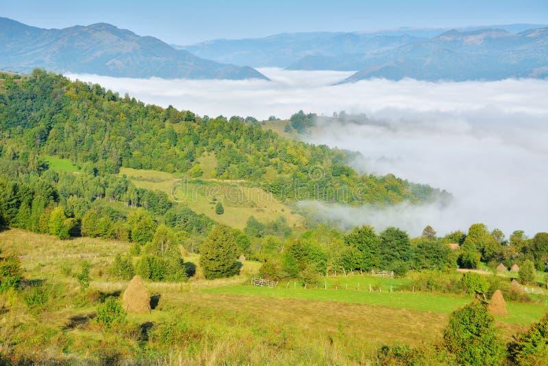 Download Magic Transylvanian Village - Dumesti - Romania Stock Image - Image: 83701895