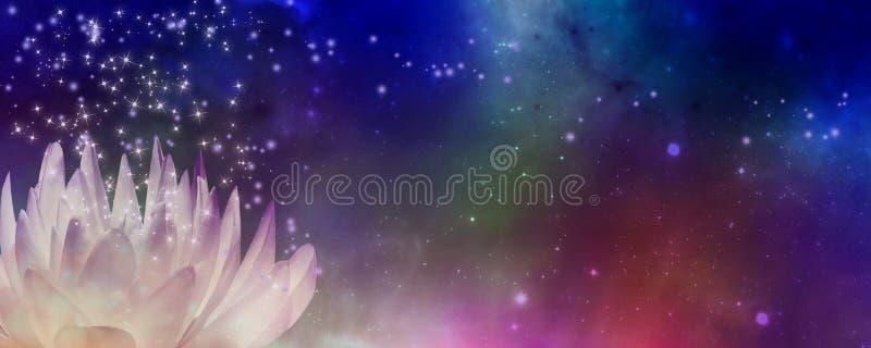 magical bakgrund stock illustrationer